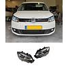 DEPO Bi Xenon Look LED Koplampen voor Volkswagen Caddy