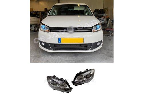 DEPO Bi Xenon Look LED Scheinwerfer für Volkswagen Caddy