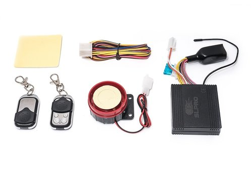 OEM LINE Universal alarm system for motorcycle
