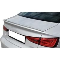 Achterklep spoiler lip voor Audi A3 8V