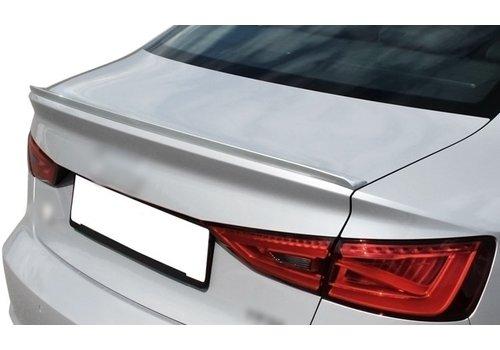 OEM LINE Tailgate spoiler lip for Audi A3 8V