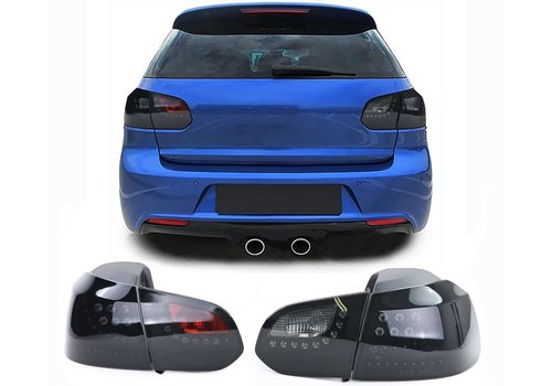 OEM LINE R20 / GTI Look Dynamische LED Achterlichten voor Volkswagen Golf 6
