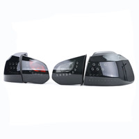 R20 / GTI Look Dynamic LED Tail Lights for Volkswagen Golf 6
