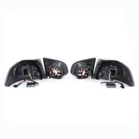 R20 / GTI Look Dynamische LED Achterlichten voor Volkswagen Golf 6