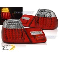 Dynamic LED Tail lights for BMW 3 Series E46 Coupe