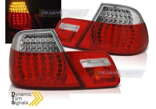 OEM LINE Dynamische LED Achterlichten voor BMW 3 Serie E46 Coupe