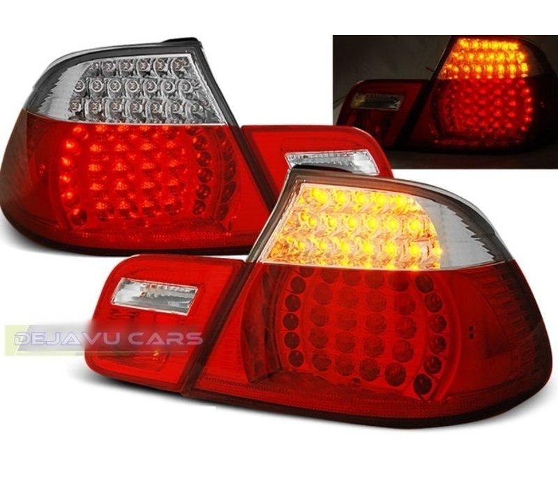 LED Rückleuchten für BMW 3 Serie E46 Cabrio