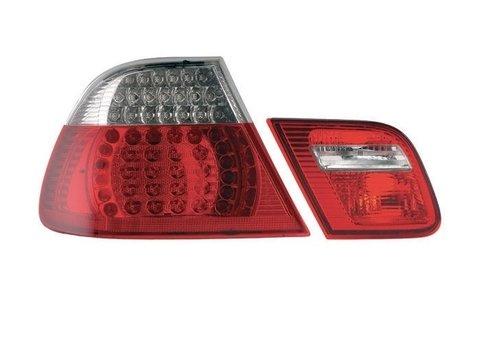 OEM LINE LED Achterlichten voor BMW 3 Serie E46 Coupe