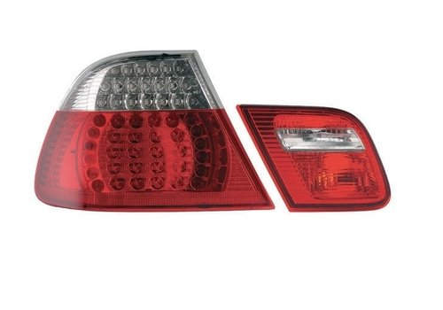 OEM LINE® LED Tail lights for BMW 3 Series E46 Coupe