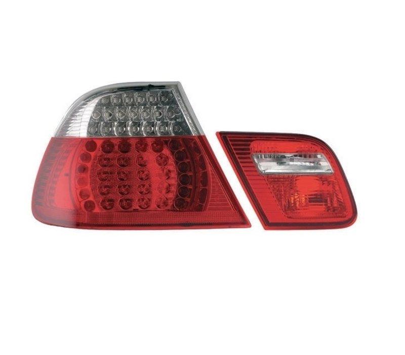 LED Achterlichten voor BMW 3 Serie E46 Coupe