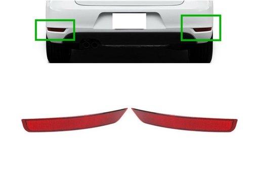 OEM LINE Reflectors for Volkswagen Golf 6 GTI / GTD