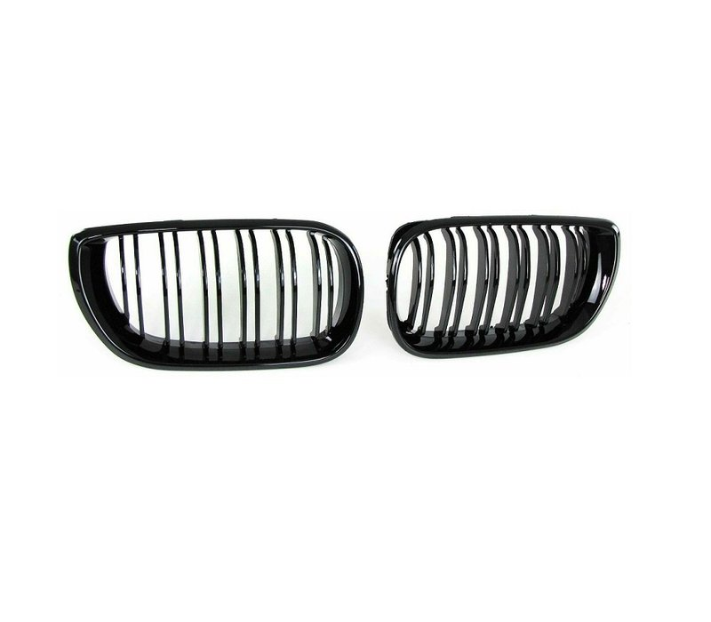 M-Performance Look Front Grill voor BMW 3 Serie E46