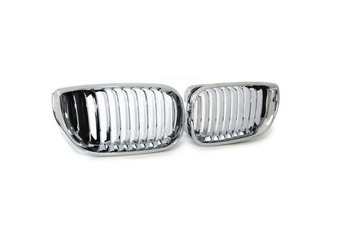 OEM LINE Sport Front Grill voor BMW 3 Serie E46