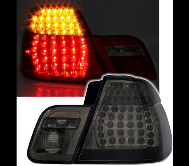 LED Rückleuchten für BMW 3 Serie E46 Facelift Limousine