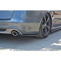 Rear splitter für Audi A6 C7 S line Avant