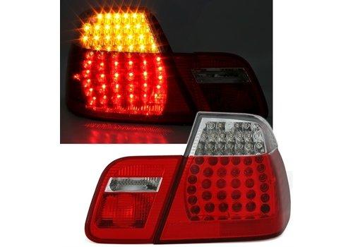 Eagle Eyes LED Achterlichten voor BMW 3 Serie E46 Limousine