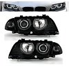 Eagle Eyes Xenon look Headlights with CCFL Angel Eyes for BMW 3 Series E46