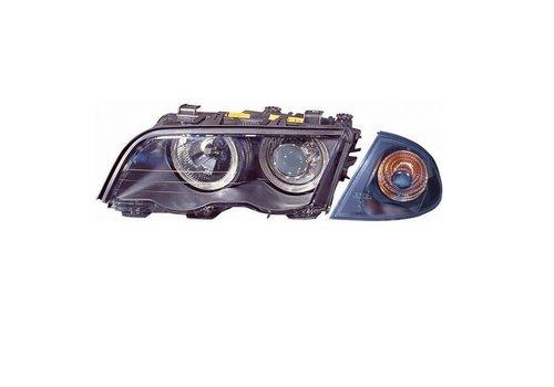 DEPO Xenon look Scheinwerfer mit CCFL Angel Eyes für BMW 3 Serie E46