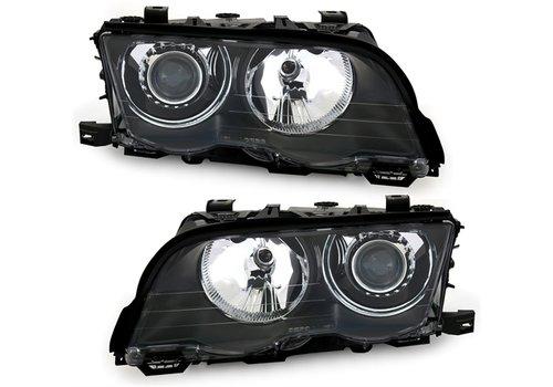 DEPO D2S Xenon Headlights for BMW 3 Series E46