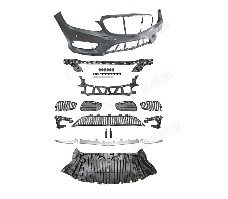 AMG Look Front bumper for Mercedes Benz E-Class W212 Facelift
