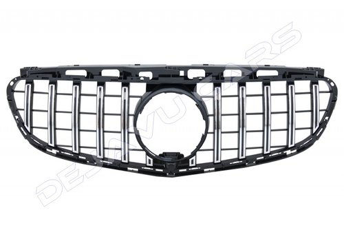 OEM LINE GT-R Panamericana Look Front Grill for Mercedes Benz E-Class W212