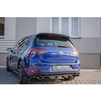 Dakspoiler Extension V.3 voor Volkswagen Golf 7.5 Facelift R / GTI / GTD