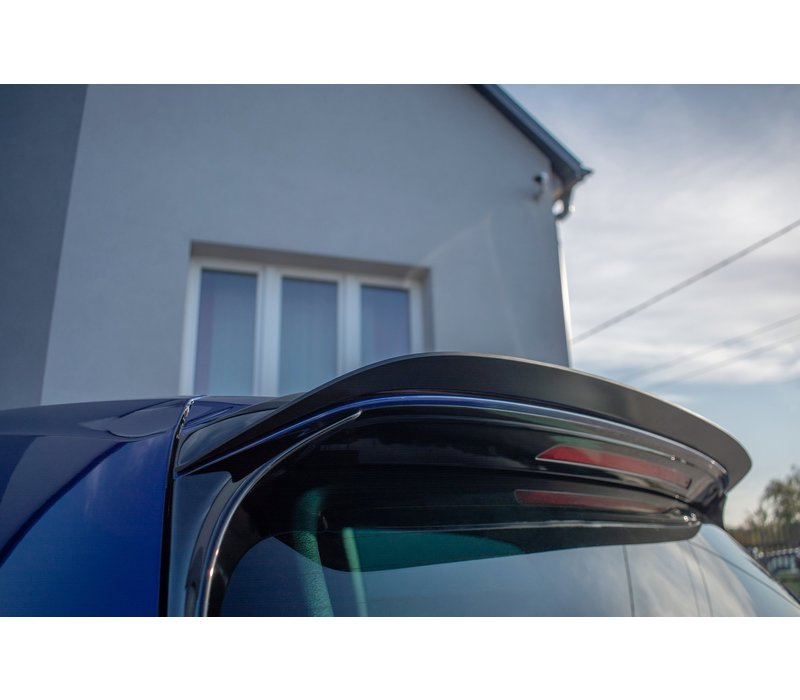 Roof Spoiler Extension V.3 for Volkswagen Golf 7 / 7.5 Facelift R / GTI / GTD