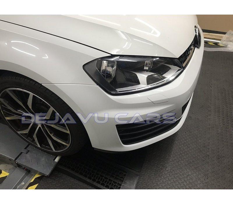 GTI / GTD Look Voorbumper voor Volkswagen Golf 7
