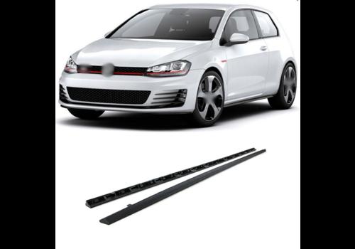 OEM LINE GTI / GTD Look Side skirts voor Volkswagen Golf 7