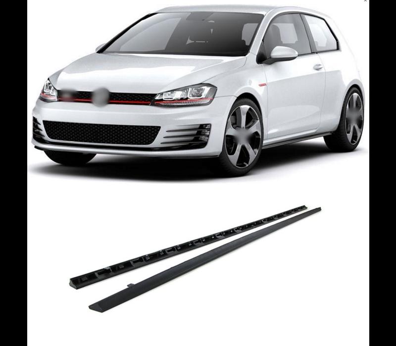GTI / GTD Look Side skirts for Volkswagen Golf 7