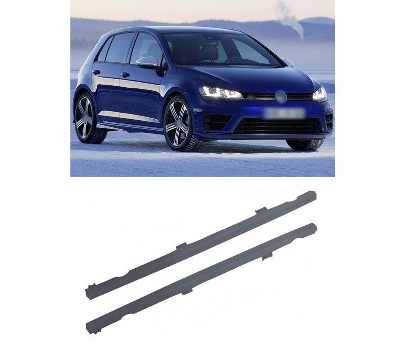 R20 /  R line Look Seitenschweller für Volkswagen Golf