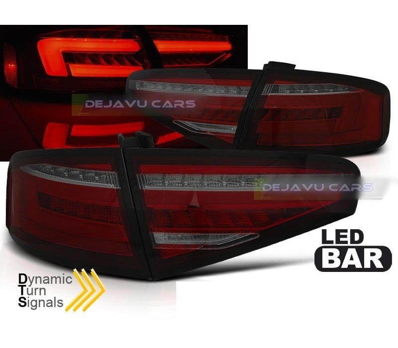 Facelift Look LED Dynamic Tail Lights for Audi A4 B8.5
