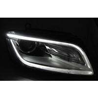 Bi Xenon Look LED Koplampen voor Audi Q5 8R Facelift