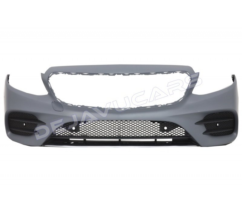 E43 E53 Sport Line AMG Look Front bumper for Mercedes Benz E-Class W213