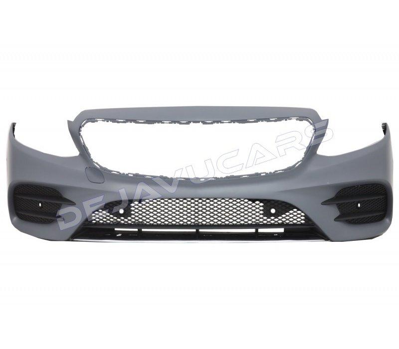 E43 E53 Sport Line AMG Look Voorbumper voor Mercedes Benz E-Klasse W213