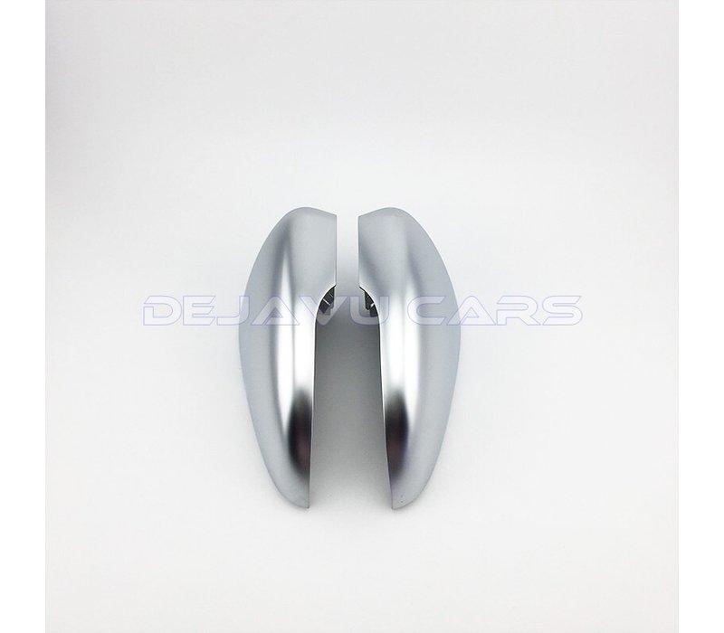 Mat Chrome spiegelkappen voor Volkswagen Golf 6