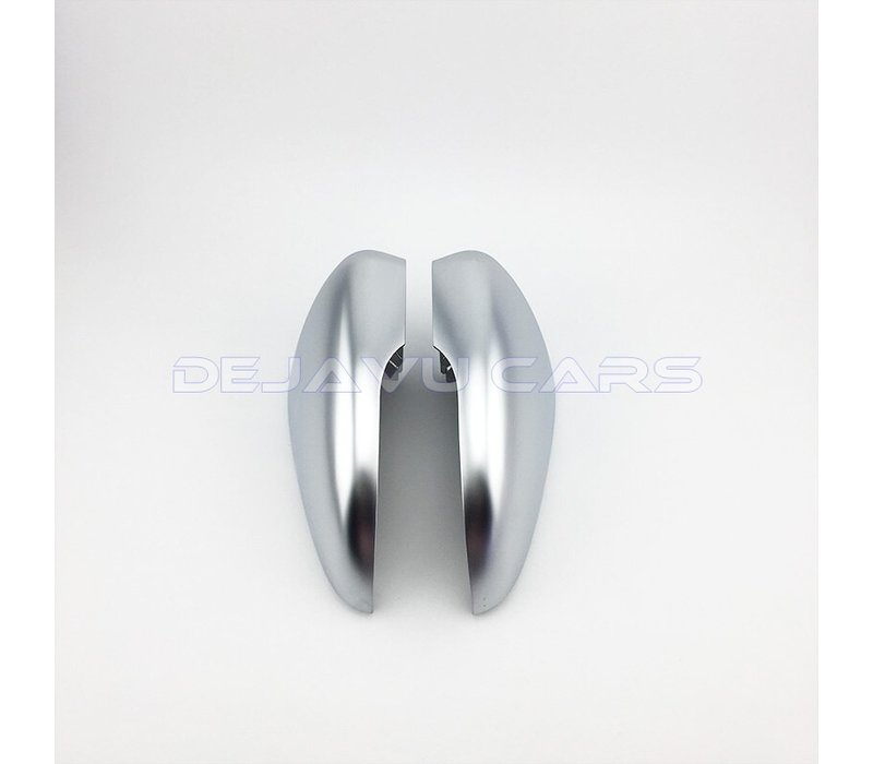 Matt Chrome mirror caps for Volkswagen Golf 6