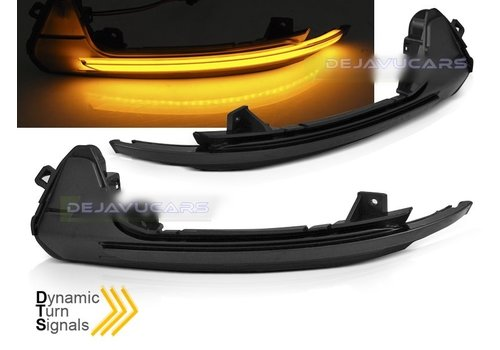 OEM LINE Dynamic LED Side Mirror Turn Signal for Audi A6 C7