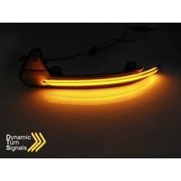 Dynamische LED Buitenspiegel Knipperlichten voor Audi A6 C7