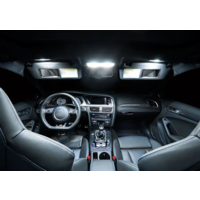 LED Interior Lights Package for Audi A4 B8 / B8.5
