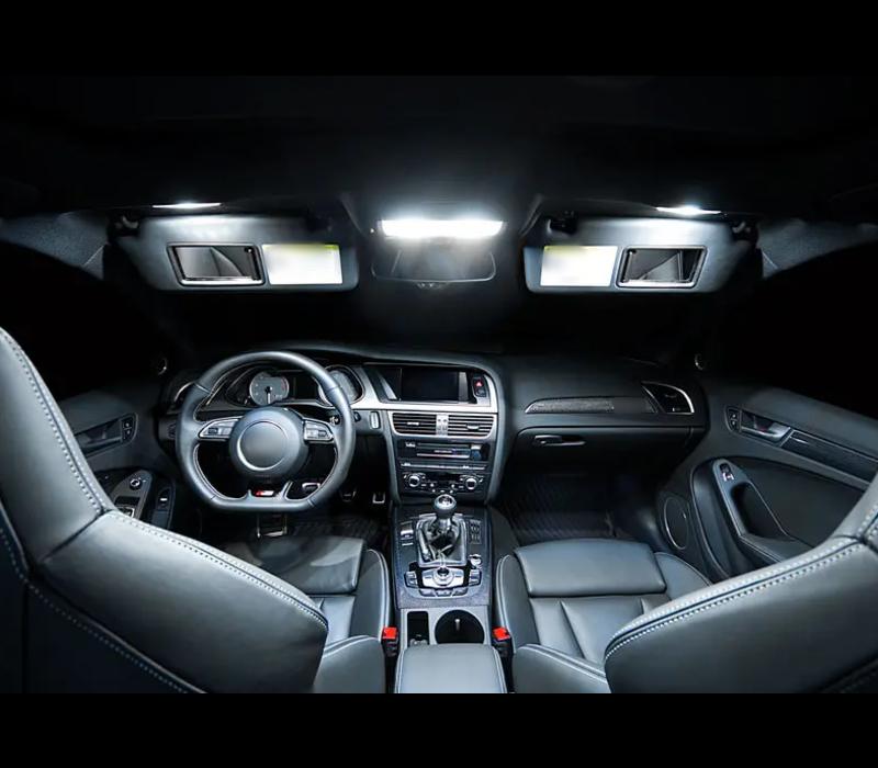 LED Interieur Verlichting Pakket voor Audi A4 B8 / B8.5