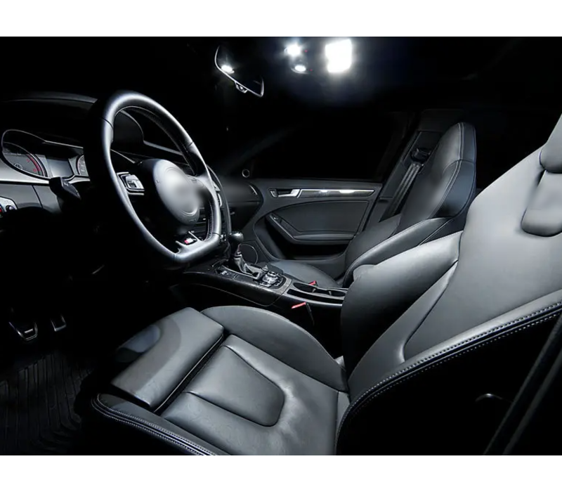 LED Innenraumbeleuchtung Paket für Audi A4 B8 / B8.5