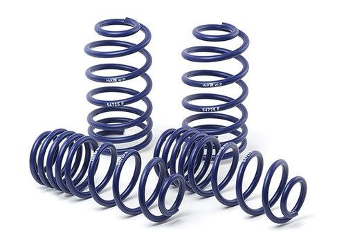 H & R H&R Sport Tieferlegungsfedern für Volkswagen Scirocco 3