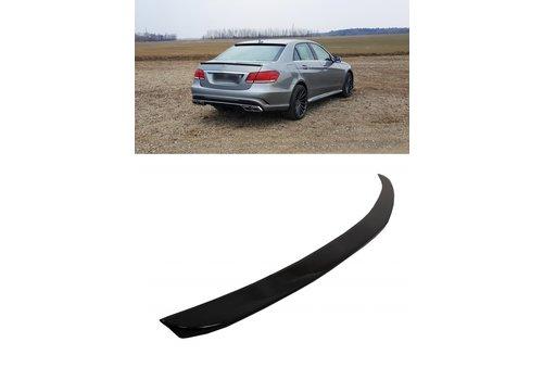 OEM LINE Glänzend schwarz E63 AMG Look Heckspoiler lippe für Mercedes Benz E-Klasse W212