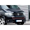 OEM LINE Voorbumper chrome lijst voor Volkswagen Transporter T5