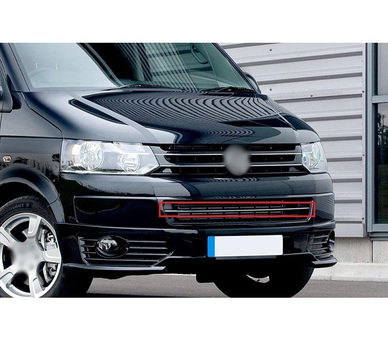 Front bumper chrome trim for Volkswagen Transporter T5