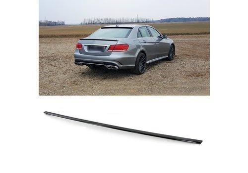 OEM LINE CARBON E63 AMG Look Achterklep spoiler lip voor Mercedes Benz E-Klasse W212
