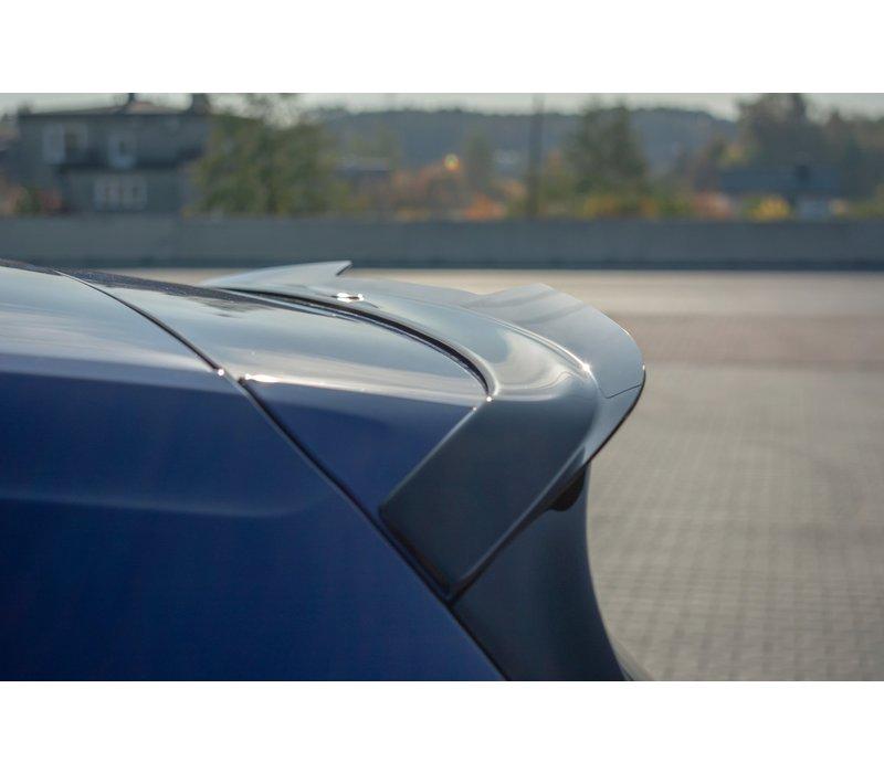 Roof Spoiler Extension V.2 for Volkswagen Golf 7 / 7.5 Facelift R / GTI / GTD