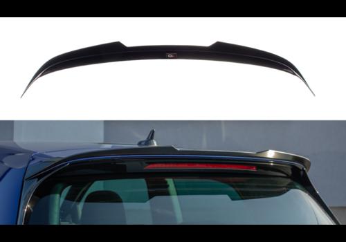 Maxton Design Roof Spoiler Extension V.2 for Volkswagen Golf 7 / 7.5 Facelift R / GTI / GTD