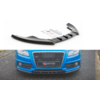 Maxton Design Front splitter for Audi A4 B8 S line / S4